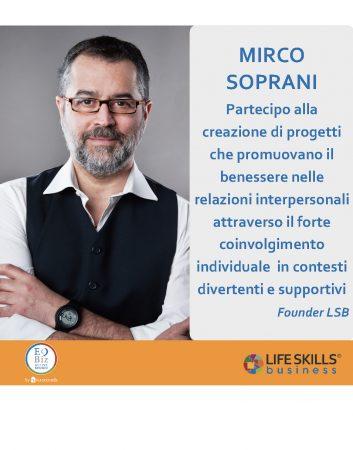 LSB Obiettivo eccellente - Mirco Soprani